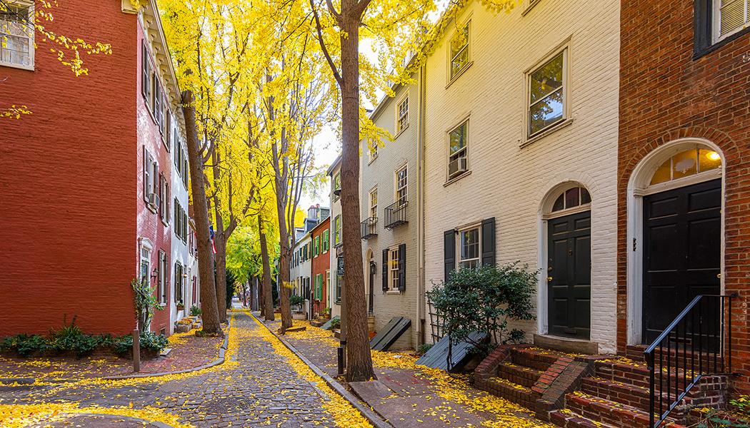 Philadelphia neighborhood